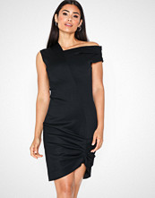 Helmut Lang Front Drape Dress.do