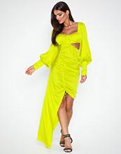 For Love & Lemons Meringue Maxi Dress