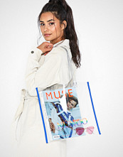 NuNoo Small Transparent Tote Pride