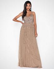Maya Multi Sequin Maxi Dress