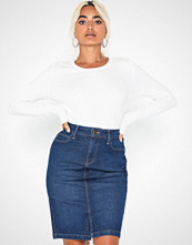 Lee Jeans Pencil Skirt Dark Garner