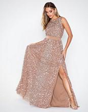 Maya All Over Sequin Maxi Dress