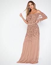 Maya Bardot Heavily Maxi Dress