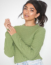 NLY Trend Structured Pattern Knit