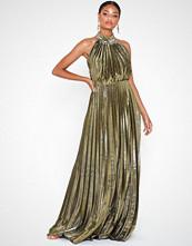 U Collection Turtle Neck Maxi Dress