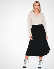 Selected Femme Slfbisma Mw Midi Skirt B