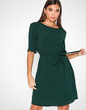 Jacqueline de Yong Jdyamanda 2/4 Belt Dress Wvn Noos