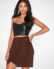 NLY One Wrap Tie Skirt
