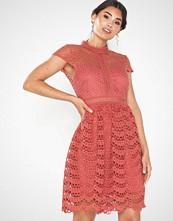 NLY Eve Skater Crochet Dress