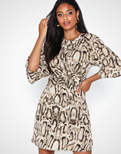 Ax Paris Snake Print Dress