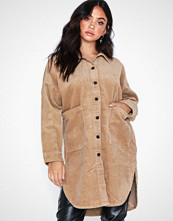 Only Onlamazing Long Corduroy Shirt Pnt