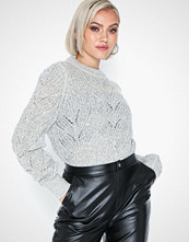 Object Collectors Item Objnova Stella L/S Knit Pullover No