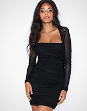 NLY One Mesh Sharp Cut Dress