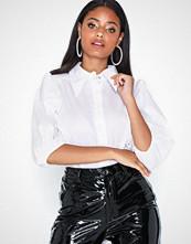 Co'couture Briela Puff Sleeve Shirt