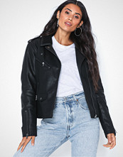 Only Onltaylor Faux Leather Biker Otw