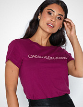 Calvin Klein Institutional Logo Slim Fit Tee