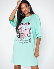 Missguided Oversized T-Shirt Dress