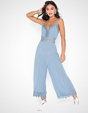 Kiss The Sky Lace Jumpsuit