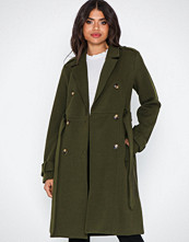 Y.a.s Yaschadro Wool Coat