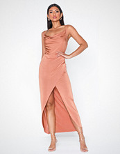 NLY One Cowl Wrap Skirt Dress