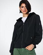 Jacqueline de Yong Jdykacy Reversible Bomber Jacket Ot