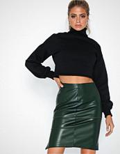 Vila Vipen New Skirt-Noos Mørk grønn