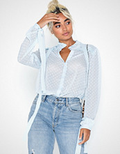 NLY Trend Stylish Ruffle Blouse