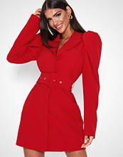 NLY Trend Volume Sleeve Suit Dress