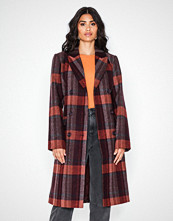 Pieces Pcesmina Long Coat Bf