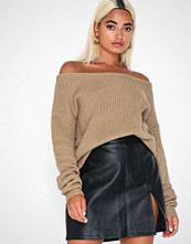 Missguided Off Shoulder Jumper