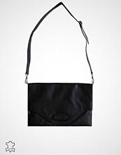 BACK Leather Logo Shopper