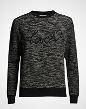 Mango Love Flecked Sweatshirt