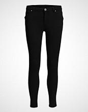 Fiveunits Penelope 266 Zip, Black Line, Jeans Skinny Jeans Svart FIVEUNITS