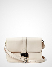 Mango Buckle Cross-Body Bag