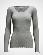 Soft Rebels Silk Rib Ls O-Neck