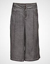 Cream Rakel Culotte Pants