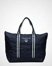 Gant Solid Nylon Tote Bag