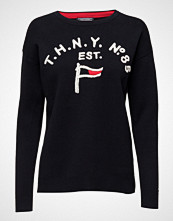 Tommy Hilfiger Harper Embroidery Cotton Swtr