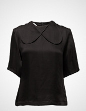 BACK Abstract Collar T-Shirt