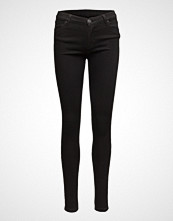 2nd One Nicole 002 Satin Black, Jeans Skinny Jeans Svart 2ND