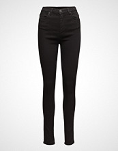 2nd One Amy 002 Satin Black, Jeans Skinny Jeans Svart 2ND