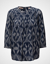 Maison Scotch Pleated Top With Closure At Back In Various Weavings