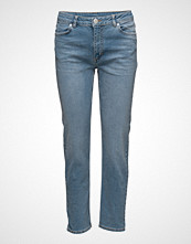 2nd One Malou 084 Crop, Blue Worth, Jeans