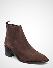 Bianco Cp Suede Ankle Boot Son15