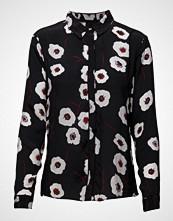 Coster Copenhagen Shirt W. Poppy Print