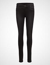 2nd One Nicole 004 Black Venice, Jeans Skinny Jeans Svart 2ND