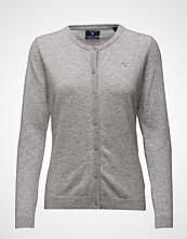 Gant Cotton Wool Crew Cardigan