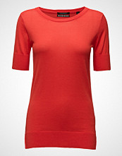 Maison Scotch Knitted Tee With High Ribs