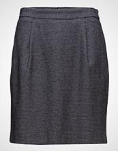 Gant O1. Micro Pattern Jersey Skirt