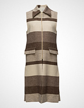Filippa K Hollie Block Stripe Vest Coat
